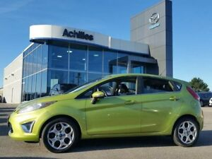 2011 Ford Fiesta SES, Auto, Leather, Alloys, Loaded