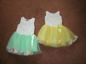 Girl's Lovely Party Dresses, Size 3