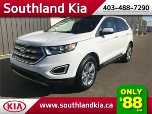 2017 Ford Edge SEL-AWD   **LEATHER-NAV-SUNROOF**