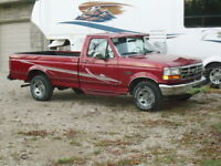 1995 F-150 FORD