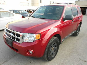 2012 Ford Escape XLT SUV, Crossover (Certified)