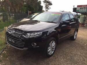 2013 Ford Territory Wagon Killarney Vale Wyong Area Preview