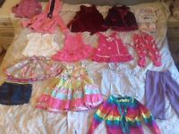 Girls Clothes Bundle, Size 2-3 years
