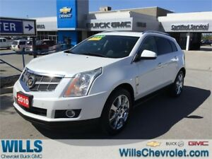 2010 Cadillac SRX LEATHER | AWD | SUNROOF