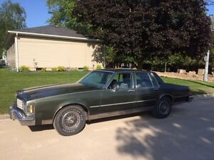 REDUCED PRICE: 1985 Oldsmobile Delta 88 Royal Brougham LS