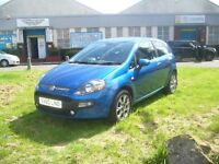 Fiat Punto Evo 1.4 GP 3dr (blue) 2010