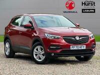 2021 Vauxhall Grandland X 1.2 Turbo Se Premium 5Dr Hatchback Petrol Manual