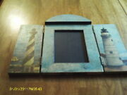 Lighthouse Photo Frame