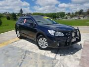 2015 Subaru Outback B6A MY15 2.0D CVT AWD Blue 7 Speed Constant Variable Wagon Gympie Gympie Area Preview