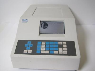 Parr Calorimeter Controller Cpu340 Super Rare Used 30 Day Guarantee