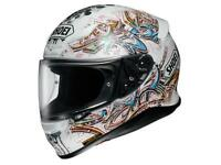 CASQUE SHOEI RF-1200 TC-6 GRAFFITI