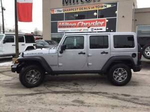 2017 Jeep Wrangler UNLIMITED RUBICON 4X4 NAVIGATION