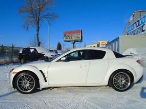 2005 Mazda RX-8 GT LUXURY SPORT PKG-LEATHER-SUNROOF-6 SPEED