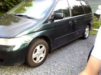 2000 Honda Odyssey Camionnette