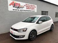 2013 VOLKSWAGEN POLO 1.2 MATCH EDITION 3D 59 BHP
