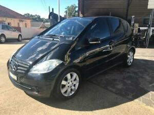 2009 Mercedes-Benz A180 CDI W169 MY09 Classic Black Constant Variable Hatchback Yagoona Bankstown Area Preview
