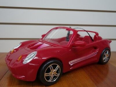 Gloria,Barbie Size Doll Furniture/(22010) Super Sport Car