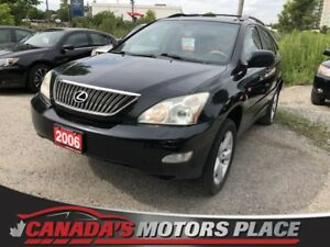 2006 Lexus RX 330 GPS NAV , LOADED MINT