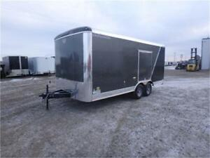 *2017* 8.5 x 18 Enclosed Trailer -*CAR HAULER PKG INCL*- Tax In!