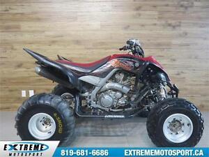 2013 Yamaha RAPTOR 700R SPECIAL EDITION 30$/SEMAINE
