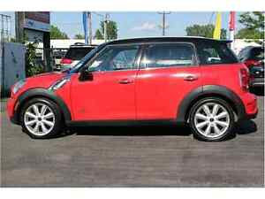"2011 MINI COOPER COUNTRYMAN ""S"" ALL4 TURBO  automatic"