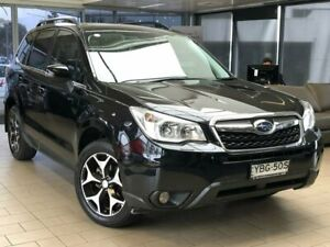 2014 Subaru Forester S4 MY14 2.5i-S Lineartronic AWD Black 6 Speed Constant Variable Wagon Belconnen Belconnen Area Preview