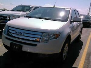 2008 FORD EDGE /LOW KMS/HEATED SEATS/AUX INPUT/SATELLITE RADIO!