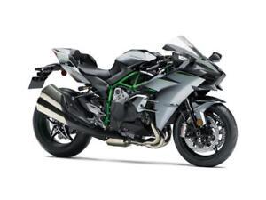 We are taking pre-orders on 2019 Kawasaki Ninja H2. Ends Nov 19