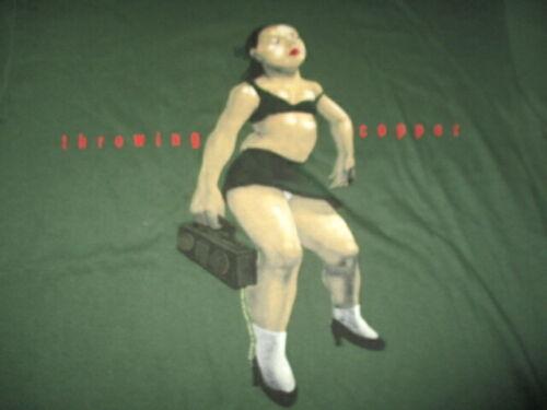 1994 LIVE Throwing Copper Concert Tour (LG) Shirt Chad Taylor Patrick Dahlheimer
