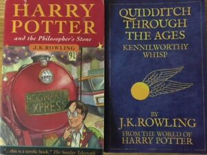 2 Harry Potter Softcover Books for sale - $10 for both.