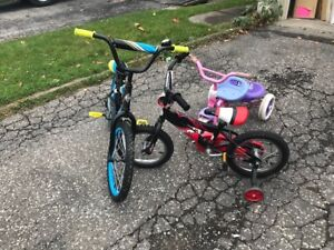 Rockin cool bikes for your little ones