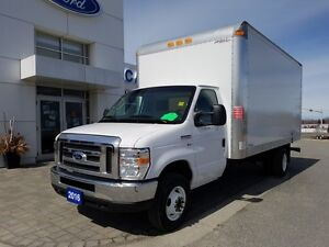 2016 Ford Econoline Commercial Cutaway