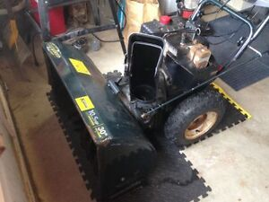 10.5 HP Yardworks - Great Condition