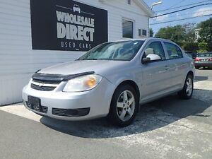 2008 Chevrolet Cobalt SEDAN LT 5 SPEED 2.2 L