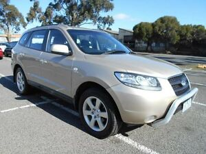 2008 Hyundai Santa Fe CM MY07 Upgrade SX CRDi (4x4) Gold 5 Speed Automatic Wagon Maidstone Maribyrnong Area Preview