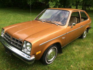 Looking for Chevette 2 door