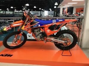 2016 KTM 250 SXF FACTORY EDITION