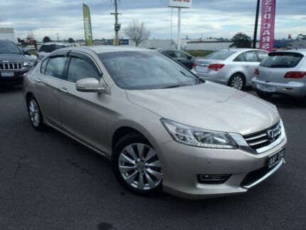 2013 Honda Accord Bronze Sports Automatic Sedan Traralgon Latrobe Valley Preview