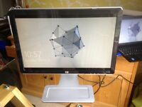 HP W2207H 22-inch Widescreen LCD Monitor