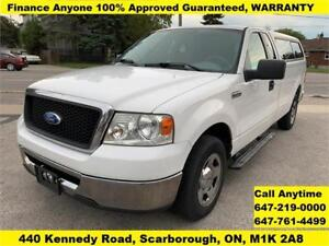 2008 Ford F-150 XL FINANCE 100% GUARANTEED APPROVED WARRANTY