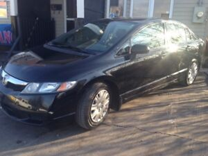 2010 Honda Civic DX Sedan