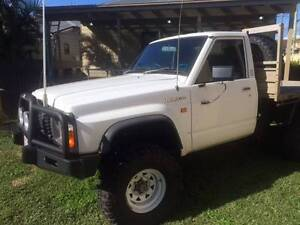 1993 Nissan Patrol Tray Back Merewether Newcastle Area Preview