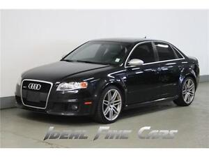 2007 Audi RS 4 4.2L 6 SPEED NAVIGATION