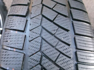 LIKE NEW! 235 40 19 - CONTINENTAL CONTACT- SNOW TIRES - SET