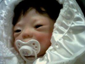 new beautiful reborn japanese baby fumiko