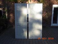 Internal doors x 2. FREE