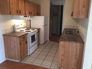 June & July half rent($598) 2BD with elevator in millwoods