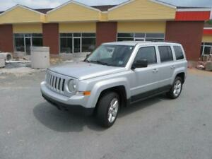EASY TO FINANCE! 2011 Jeep Patriot North 4X4 AUTO