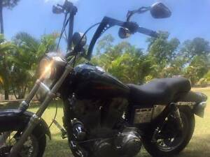 Harley Davidson 1995 XLH883 Sporster Gaven Gold Coast City Preview