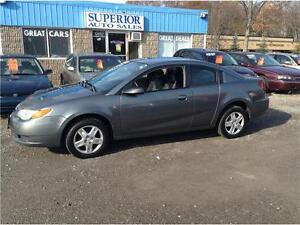 2006 Saturn Ion Fully Certified! Carproof Verified!